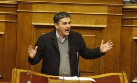 Αντιπαράθεση στη Βουλή για το προσχέδιο του Προϋπολογισμού