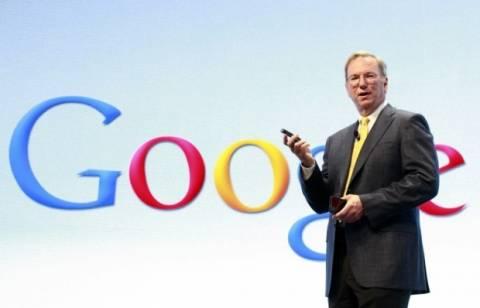 Πρόεδρος Google: Με την καινοτομία η Ελλάδα θα βγει από την κρίση