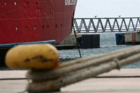 Ζάκυνθος: 39χρονος τραυματίστηκε δένοντας το πλοίο