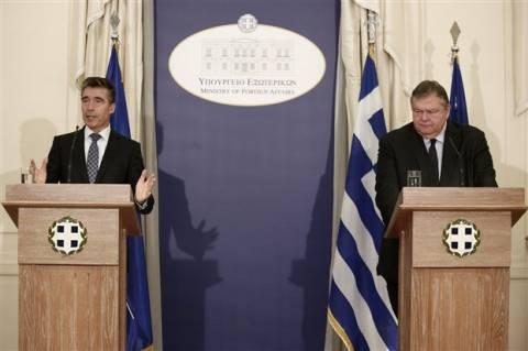Ράσμουσεν για Σκόπια:Το βέτο Καραμανλή ήταν ξεκάθαρο και ισχύει!