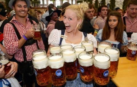 Παλιό Ελατοχώρι Πιερίας: Διοργανώνουν Oktoberfest αλά ελληνικά!