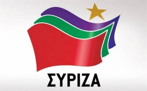 ΣΥΡΙΖΑ: Ο καλύτερος ντίλερ της μνημονιακής πολιτικής ο Γ. Στουρνάρας