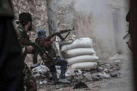 Μόσχα: Οι Σύροι αντάρτες εκπαιδεύτηκαν στα χημικά στο Αφγανιστάν