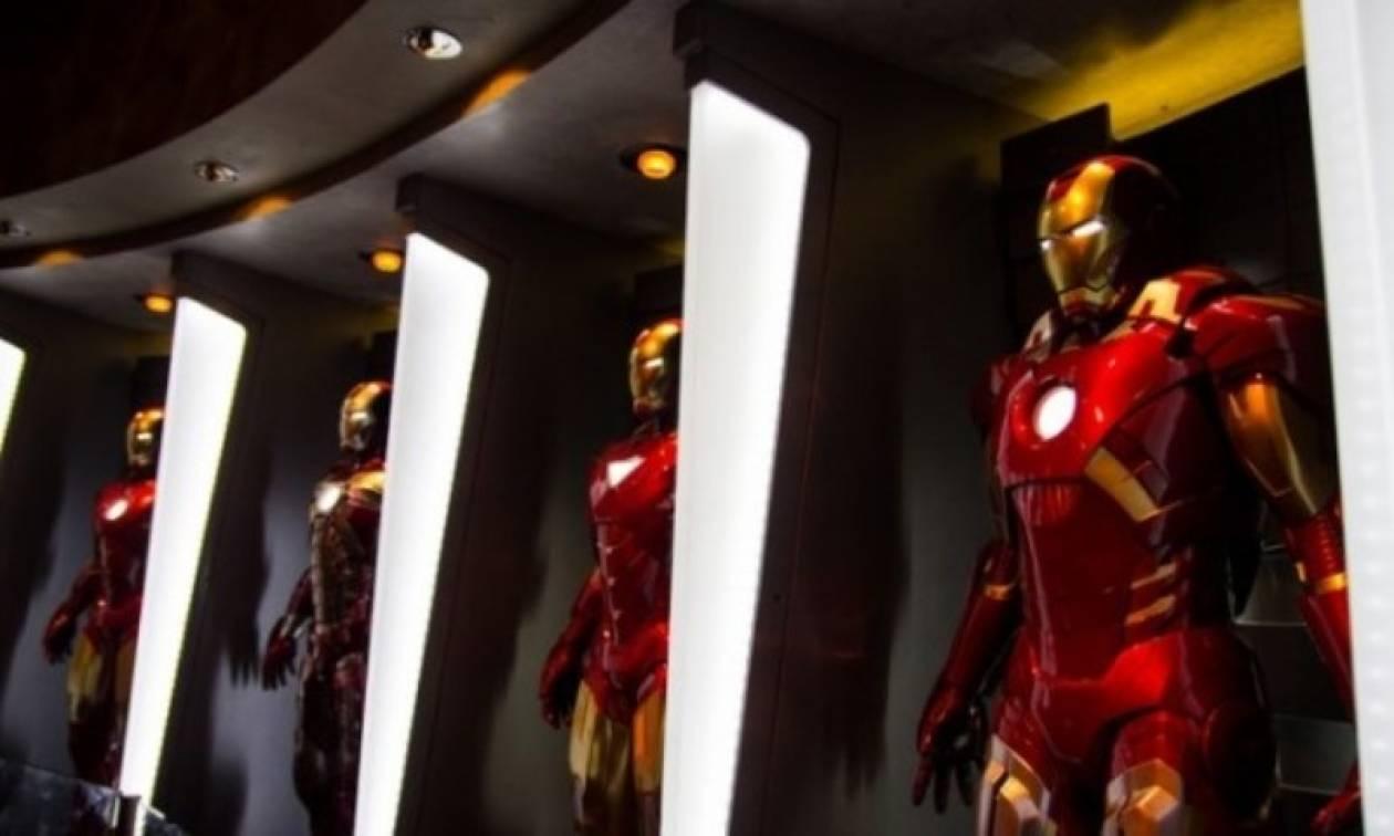 Ο αμερικανικός στρατός εξοπλίζεται με την πανοπλία του Iron Man