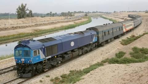 Αίγυπτος:Μεγάλη ζημία από το κλείσιμο των σιδηροδρόμων
