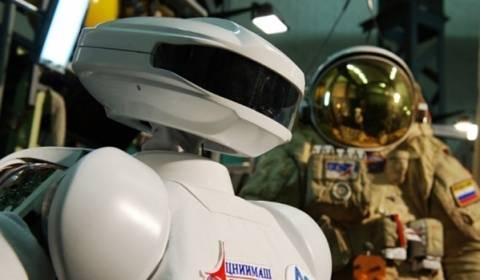 Ρομπότ θα αντικαταστήσουν τους κοσμοναύτες