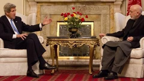 Συνεχίζονται οι συνομιλίες μεταξύ ΗΠΑ και Αφγανιστάν