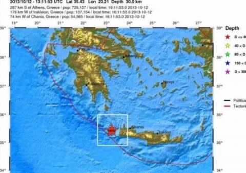 Tι άφησε πίσω του ο σεισμός στην Κρήτη