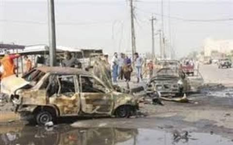 Βαγδάτη:12 άνθρωποι νεκροί από έκρηξη παγιδευμένου αυτοκινήτου
