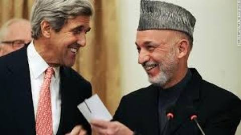 ΗΠΑ-Αφγανιστάν: Τα κυριότερα θέματα έχουν επιλυθεί