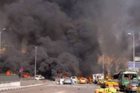 Σαμάρα: 15 νεκροί από έκρηξη παγιδευμένου αυτοκινήτου