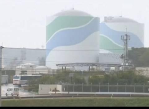 Άσκηση για πυρηνική καταστροφή στην Ιαπωνία