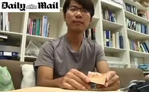 Επαναστατικό: Το έξυπνο δόντι που τα βλέπει όλα. (Βίντεο)