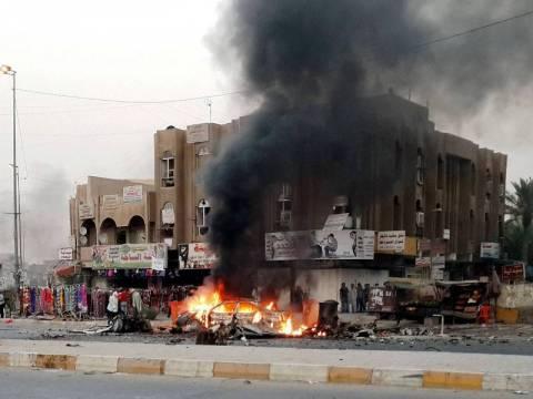 Ιράκ: 36 άτομα έχασαν τη ζωή τους το Σαββατοκύριακο