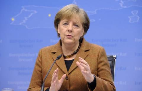 Νέο γύρο διαπραγματεύσεων για το σχηματισμό κυβέρνησης ξεκινά η Μέρκελ