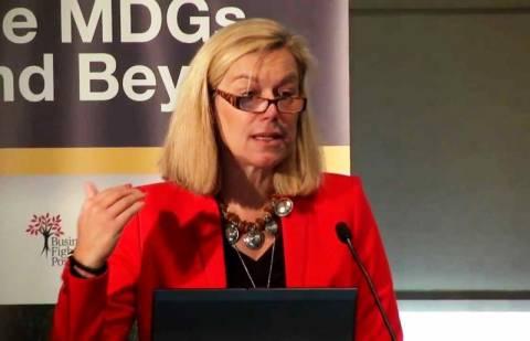 Ολλανδέζα η επικεφαλής του ΟΗΕ για τη καταστροφή των χημικών στη Συρία