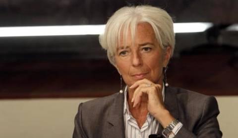 Λαγκάρντ σε ABC: Μία χρεοκοπία στις ΗΠΑ θα φέρει ύφεση παντού