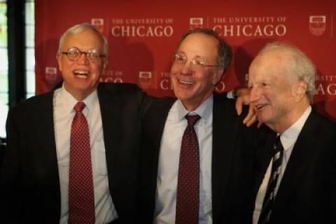 Σε τρεις Αμερικανούς απονεμήθηκε το Νόμπελ Οικονομίας 2013