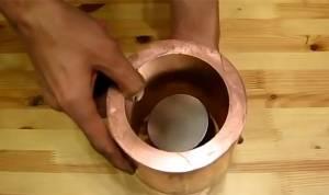 Εντυπωσιακό φαινόμενο: Μαγνήτης μέσα από χαλκοσωλήνα (vid)