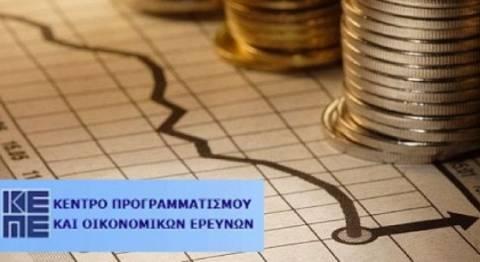 Βελτίωση στους οικονομικούς δείκτες προβλέπει το ΚΕΠΕ