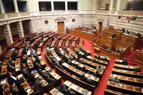Στην Ολομέλεια η τροπολογία για τη χρηματοδότηση της Χρυσής Αυγής