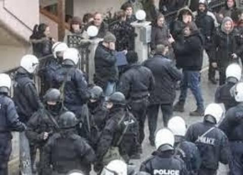 Ιερή... διαμάχη για έκταση στη Σκόπελο - Πεδίο μάχης ταβέρνα