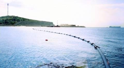 Σχεδόν έτοιμος ο αγωγός νερού απο Τουρκία στα κατεχόμενα