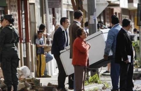 Στο πλευρό όσων κινδυνεύουν με έξωση η Ανδαλουσιανή κυβέρνηση