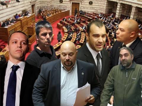 Άρση ασυλίας των βουλευτών της Χρυσής Αυγής αποφάσισε η Βουλή