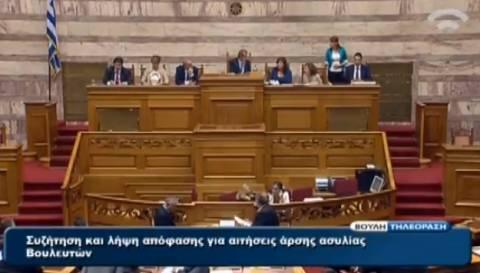 Βουλευτής της ΝΔ στη Βουλή: «Φαινόμαστε μα@@κες» (vid)