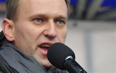 Ελεύθερος ο αντίπαλος του Πούτιν, Αλεξέι Νάβαλνι