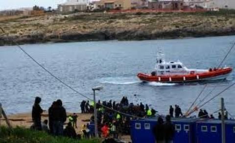 120 παράνομοι μετανάστες περισυνελέγησαν στη Μάλτα