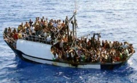 Αμερικανικό πολεμικό έσωσε μετανάστες στη Μεσόγειο