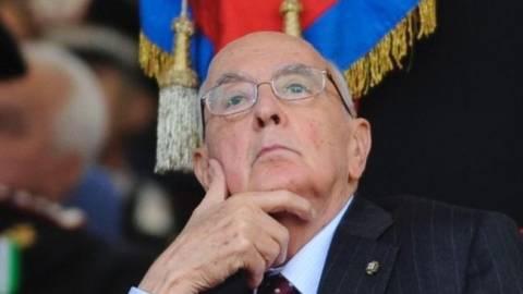 Μάρτυρας σε υπόθεση μαφίας ο Ιταλός πρόεδρος Τζόρτζιο Ναπολιτάνο