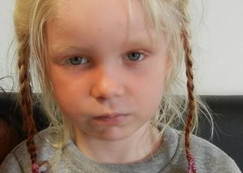 Αυτό είναι το κοριτσάκι που είχαν απαγάγει Ρομά στα Φάρσαλα