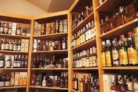 Πτώση στην παραγωγή ποτών για έκτο συνεχόμενο έτος