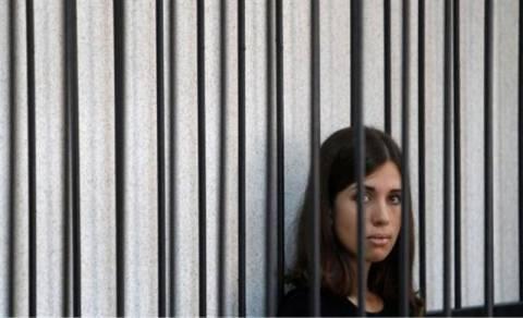 Ξεκίνησε ξανά απεργίας πείνας η Τολοκονίκοβα των Pussy Riot