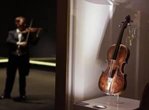 Τιμή- ρεκόρ για το βιολί του Τιτανικού