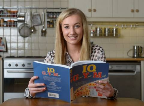 H 17χρονη που είναι πιο έξυπνη από τον Αϊνστάιν