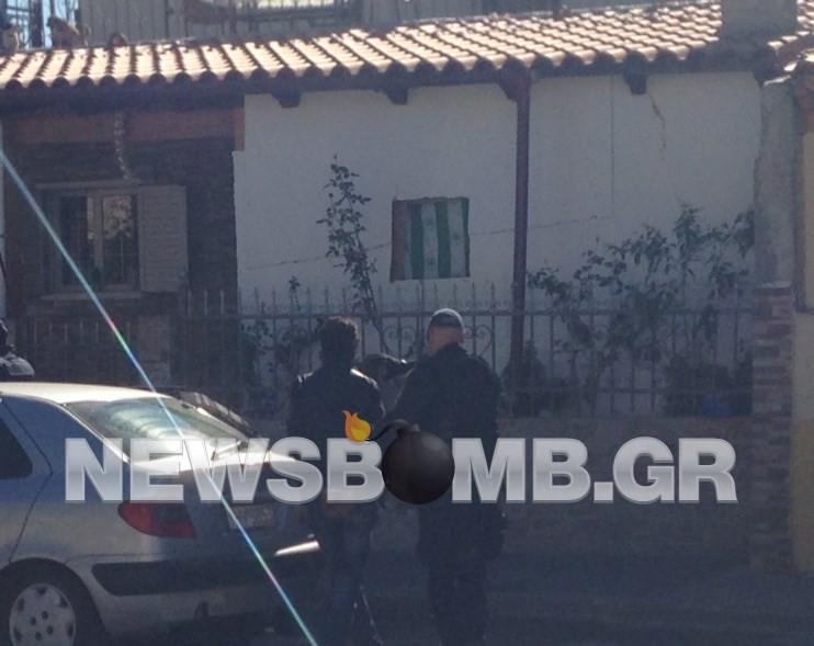 Συλλήψεις στο Ζεφύρι (pics+video)