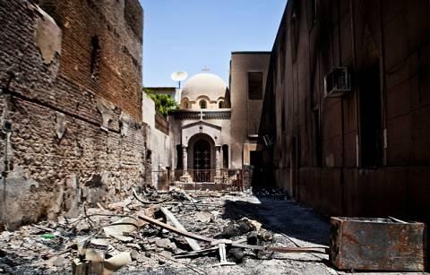 Η Ουάσιγκτον καταδικάζει την επίθεση σε κοπτική εκκλησία στη Γκίζα