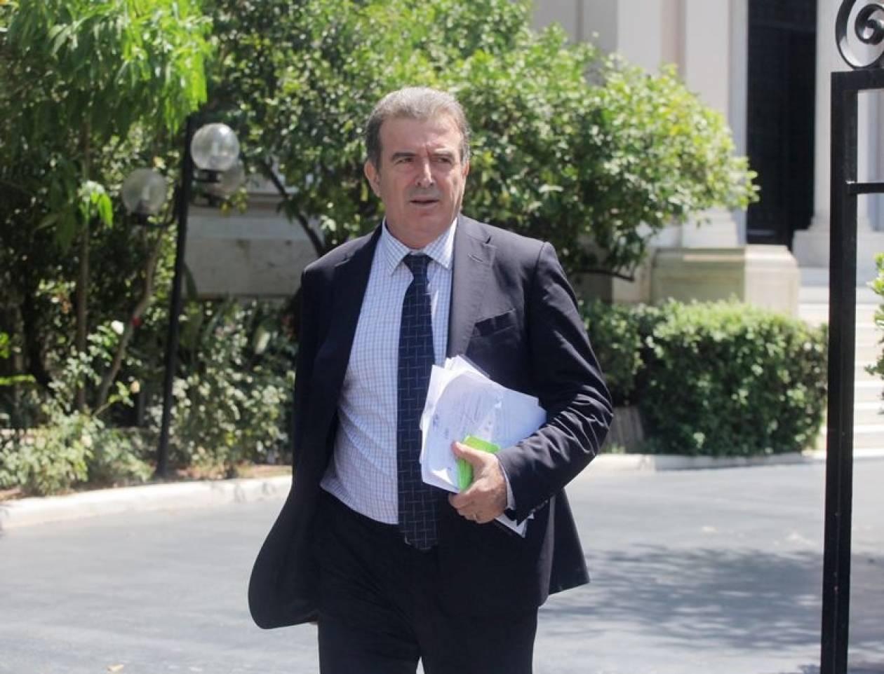 Χρυσοχοΐδης: Το πολιτικό σύστημα πρέπει να αλλάξει