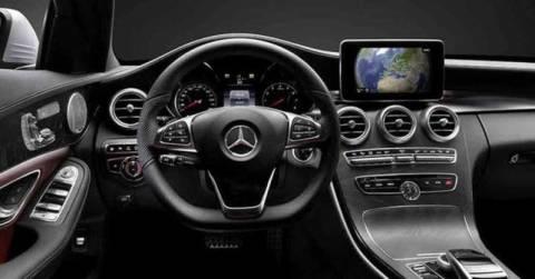 Δείτε το εσωτερικό της νέας Mercedes C-Class