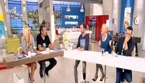 Τσακωμός στο «Πρωινό»: «Σάσα είσαι απαράδεκτη! Κόφτο»