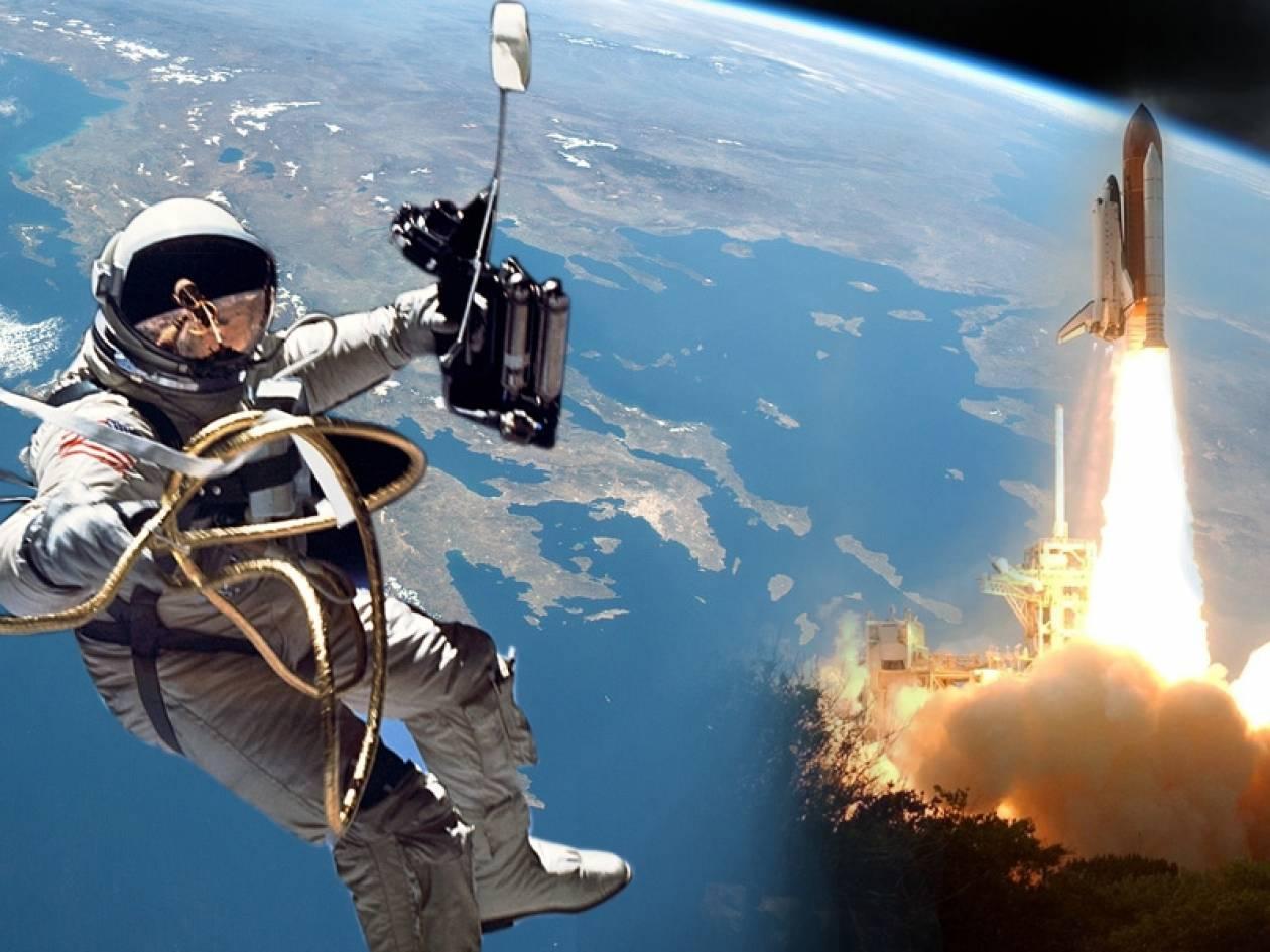 Πύλη για το Διάστημα η Καλαμάτα