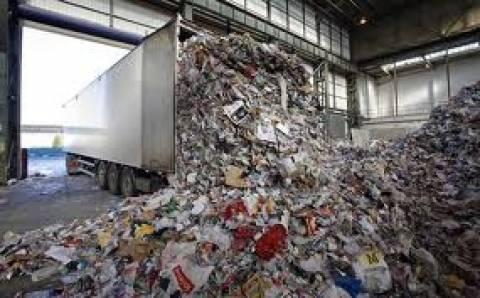 Σε πτωτική πορεία η ελληνική βιομηχανία ανακύκλωσης