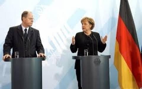 """Προ των πυλών ο """"μεγάλος συνασπισμός"""" στη Γερμανία"""