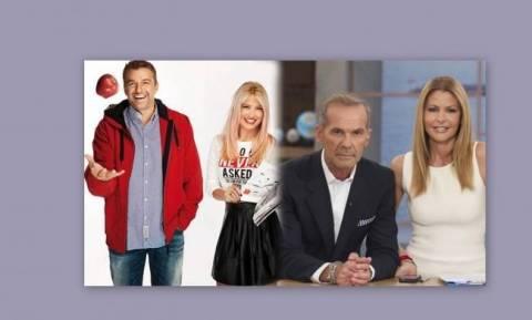 «Το πρωινό» Vs «Πρωινό mou»: Μεγαλώνει η διαφορά στα νούμερα τηλεθέαση