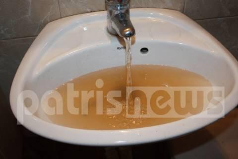 Νερό με... λάσπη πίνουν οι κάτοικοι στο Γούμερο Ηλείας