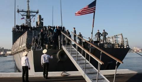 Μεγάλο σκάνδαλο στο Πολεμικό Ναυτικό των ΗΠΑ